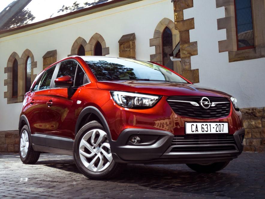 Opel Crossland X Enjoy 1 6 Turbo Diesel Opel News Opel Sa